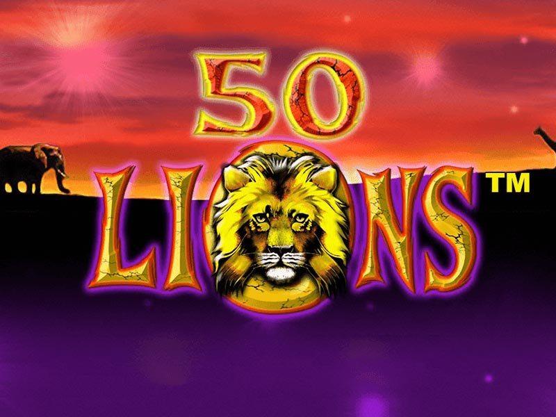 สล็อต 50 Lions